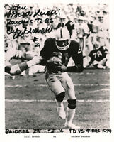 3x Super Bowl Champion Cliff Branch Autograph Signed Oakland Raiders Photo