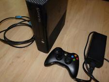 XBox 360 Slim Komplettset 250 GB Glossy + 1 Controller  (X360) Deutliche Gebrauc