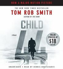 The Child 44 Trilogy: Child 44 by Tom Rob Smith (2015, CD, Unabridged) Brand New