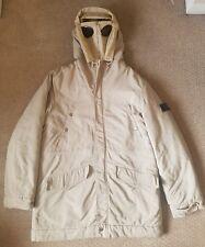 CP Company Goggle Jacket Mens Small Vintage Coat Parka Stone Island Shimmer