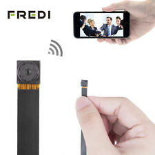 FREDI Mini Hidden Spy Camera Motion Detection Loop Recording WiFi Security Cam