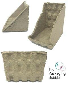 Corner Protectors Cardboard Moulded Pulp Eco Friendly 70mm 110mm Picture Frames