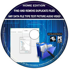 Any Duplicate Fils Clones Repeats Remover - Free Space PC cleaner - Error Fix CD