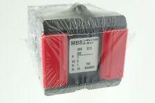 MBS ASK 31.5 Aufsteck Stromwandler Messwandler Pri. 500A Sek. 1A 5VA Kl.1 UNUSED