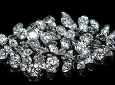 Natural Loose Diamond Round Brilliant Cut G H Color SI1 Clarity 1 to 3 MM Q13