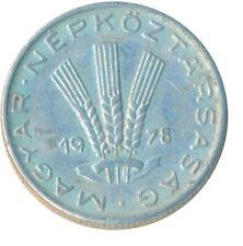 Moneda/Hungría/20 relleno 1978 #WT6277