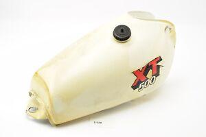 Yamaha XT 500 1U6 Bj.1978 - Tank Benzintank Kraftstofftank (Stahl)