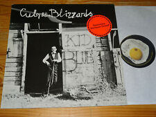 CUBY & THE BLIZZARDS - KID BLUE (HERMAN BROOD) / GERMANY-SPIEGELEI-LP 1976 MINT-