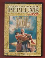DVD - el Biblia con Peter o' Toole Et Ava Garner