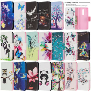 Flip Wallet Leather Stand Phone Case Cover For Xiaomi Redmi 7 7A K20 Note 7 Pro