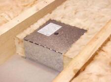 Metal Spotlight Cover Insulation Support Box Downlight Guard Steel Loft Cap Box