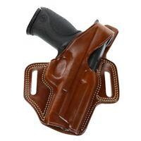 Galco FL228 Tan RH Fletch High Ride Belt Holster For Glock 20/21