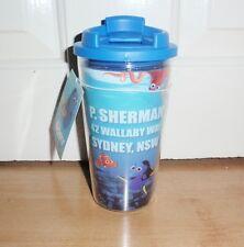 BNWT Primark Disney FINDING DORA screw top travel coffee tea mug