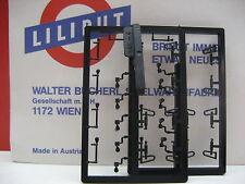 LILIPUT # 8460-4 Zurüstsatz H0 für badische Schnellzugwagen 32-teilig NEU!