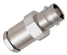 Bnc Conector / Socket Para Rg58 Cable (Vhf Conector) acc155