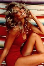 FARRAH FAWCETT SWIMWEAR  GLOSSY PICTURE 8x10 PHOTO