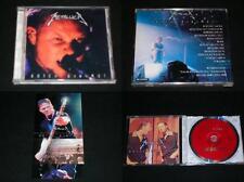 """METALLICA """"DUTCH DYNAMOS"""" RARE CD 1999"""