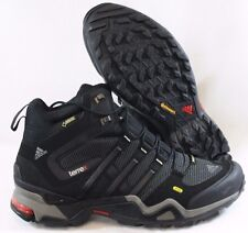 NEW Mens Sz 9 ADIDAS Terrex Fast X High G97920 Gore-Tex Black Sneakers Shoes
