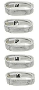 5x 3FT Fast Charging Cord Type C Cable For Samsung Galaxy A01 A11 A21 A51 A71