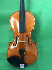 NEW 4/4 violin Stradi model 1715 full hand made  flamed maple back nice tone