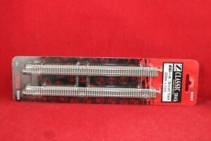 Rokuhan R009 (97009) Classic Track Spur Z 4 x gerades Gleis 220 mm/NEU/OVP