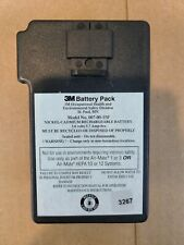 3m Nickel Cadmium Battery Pack For Air Mate Respirator 007 00 15r01 007 00 15f