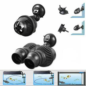 Strömungspumpe Wavemaker Umwälzpumpe Pumpe Strömung AquariumPumpe 2500-12000L/H