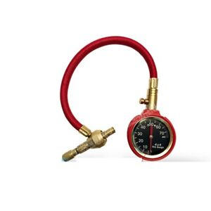 SP Car Air Tire Inflator Pressure METER Gauge Tester Tool 0-70PSI General