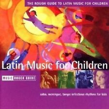 Rough Guide to Latin Music for Children 0605633116724 by Various Artists CD