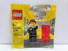 LEGO 5001622 - Minifigure Store Employee / Polybag