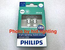 PHILIPS 11961 T10 W5W 6000K Xenon WHITE ULTINON LED Parking LIGHT Demo 12V 0.5W