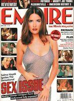 Empire Uk magazine April 1999 Salma Hayek Cameron Diaz Pamela Anderson 012220AME