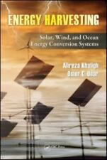 Energy Harvesting: Solar, Wind, and Ocean Energy Conversion Systems-ExLibrary