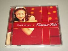 2001 Stacie Orrico CHRISTMAS WISH Christian Praise & Worship Music Song CD