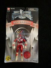 Mighty Morphin Power Rangers The Movie Red Ranger Movie Edition
