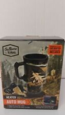 Outdoor By Totes ~ Heated Auto Mug 16oz. Camouflage With 12V Car Adaptor