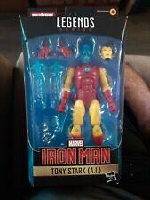 Marvel LEGENDS TONY STARK (A I)