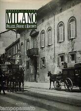 MILANO. Palazzi, figure e racconti - DI CASTRI BARBARA - RIZZOLI 1994