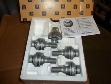 Genuine PEUGEOT 107 CITROEN C1 Bloccaggio Ruota Bullone Dado Set P / N 940531