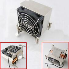 CPU Processor Heatsink Fan Assembly For HP Z400 Z600 Z800 Workstation 463990-001