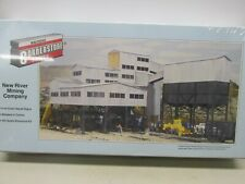 Walthers~ #932-3017~ New River Mining Company~ Building Kit ~ Ho Scale