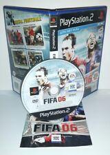FIFA FOOTBALL 2006 06 6 CALCIO - Ps2 Playstation Play Station 2 Gioco Game