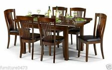 Oak Up to 4 Seats 7 Pieces Table & Chair Sets