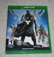 xbox one game Destiny Rated Teen War Fighting Gaming