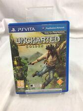 PS VITA - Uncharted: Golden Abyss - Sony PlayStation Vita - 2012 - PEGI 16