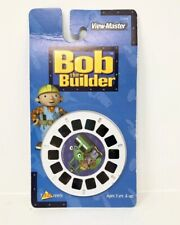 Viewmaster Bob The Builder Set NEW in Package 73991