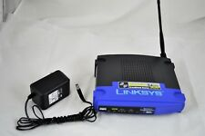 LINKSYS 2.4ghz 802.11g Wireless-G Broadband Router WRT54GP2