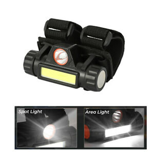 Strong LED Work Lighting Lamp Fog/Area Light Charger For Motorcycle Roll Cage