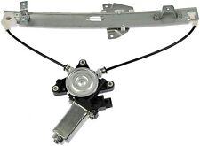 For Mitsubishi Galant Rear Passenger Right Power Window Motor & Regulator Dorman