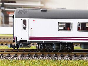 ROCO 45778 COCHE VAGON PREFERENTE 1ª clase RENFE 9000 OPERADORA PANTONE H0 - HO